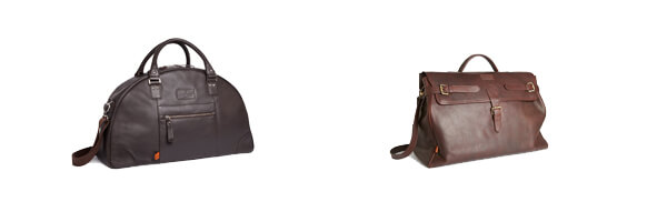 sac-de-voyage-simon-carter-norfolk-et folkstone cuir-brun
