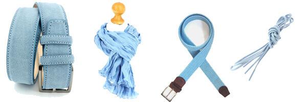 sportswear accessoires bleu