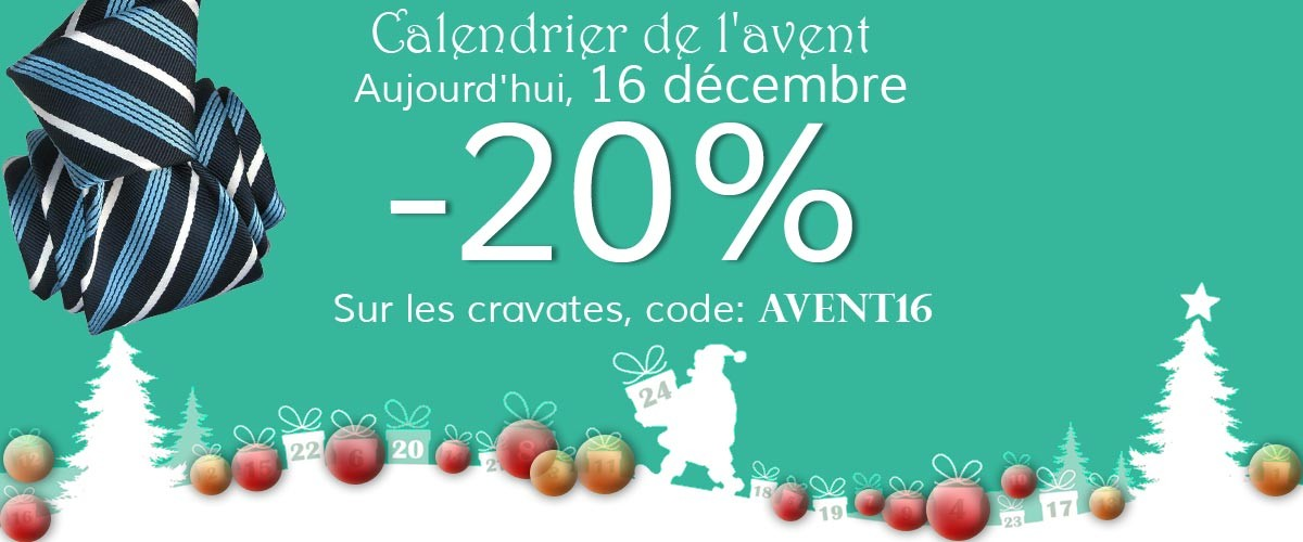 Calendrier Avent 16