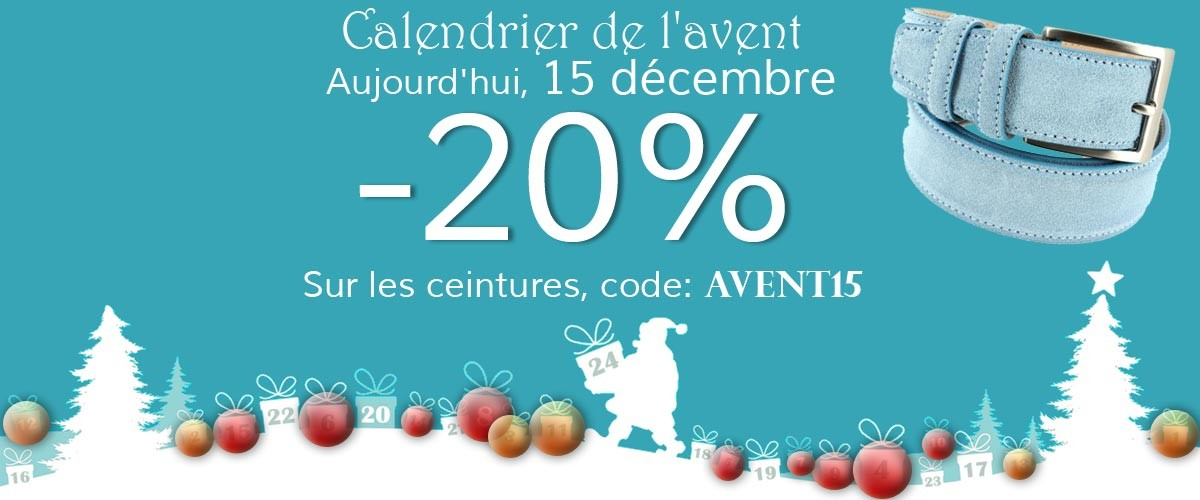 Calendrier Avent 15