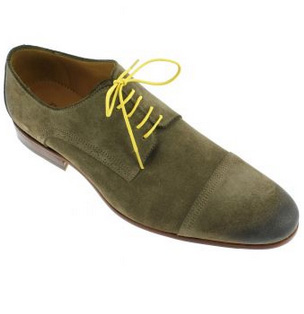 souliers à lacets