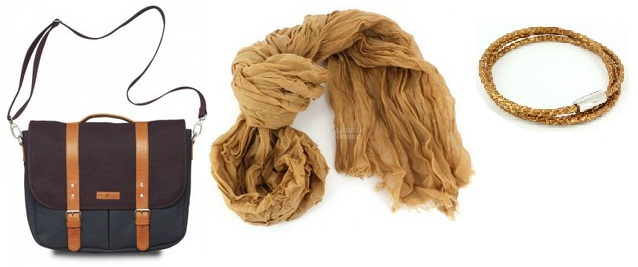 besace cheche bracelet
