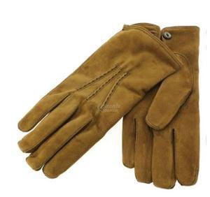 gants homme en cuir luxe