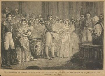 mariage victorien