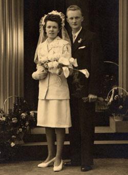 mariés 1940