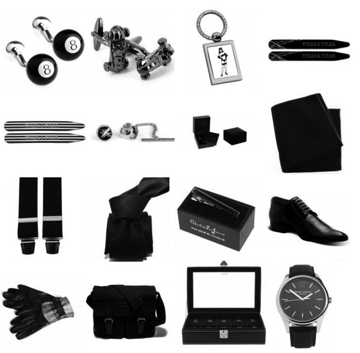 sélection idées cadeaux pour les fans du noir